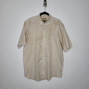 Cabelas Outfitters Series Short Sleeve Shirt